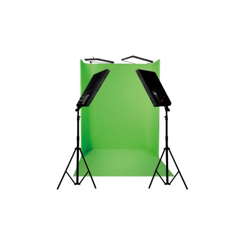 Nanlite Compac 4 X100  Green Screen 1822 U-Kit