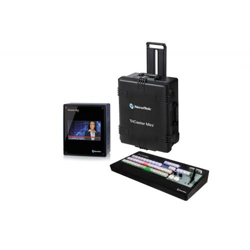 NewTek TriCaster Mini HD-4SDI Advanced Bundle
