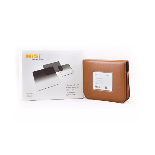"NiSi Cine Filter 4x5,65"" Nano IRND 1,2"