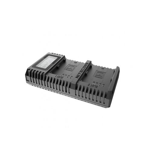 Nitecore UCN2 PRO ładowarka USB do baterii Canon (LP-E6N)