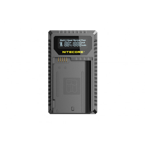 Nitecore UNK2 ładowarka USB  do baterii Nikon (EN-EL15)