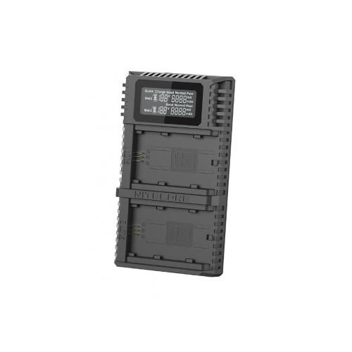 Nitecore USN4 PRO ładowarka USB  do Sony (NP-FZ100)