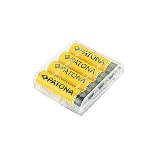 PATONA 1189 Baterie paluszki AA R6 x 4szt. 2450 mAh