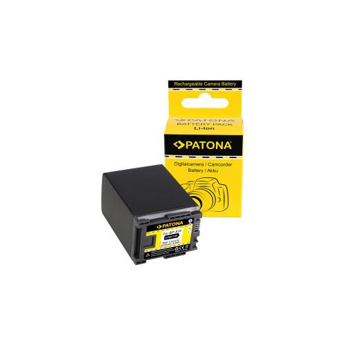 PATONA 1195 Akumulator zamiennik Canon BP-828 2670mAh/7,4V,19,8W