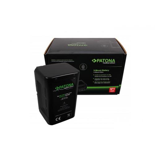 PATONA 1329 Premium Akumulator V-Mount 225Wh f. Sony BP230W DSR 250P 600P 650P 652P