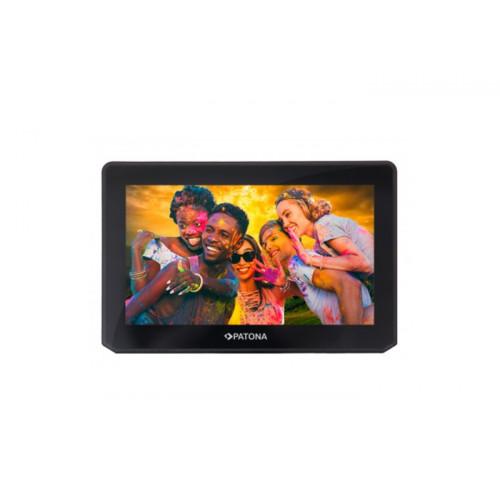 "PATONA 9882 Premium LCD Touch monitor 5"" HDMI 4K LUT"