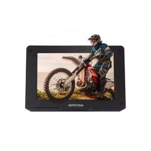 "PATONA 9883 Premium LCD 3G-SDI monitor 7"" HDMI LUT"