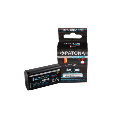 PATONA Platinum Battery f. Panasonic DMW-BLJ31 Lumix DC-S1 DC-S1R DC-S1H