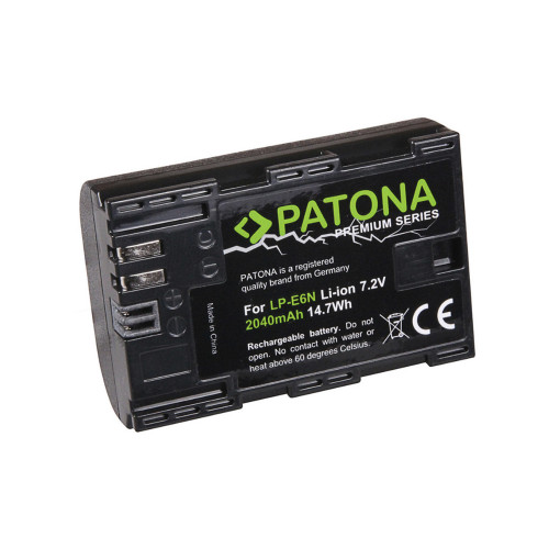 PATONA 1259 Premium akumulator zam. Canon LP-E6N