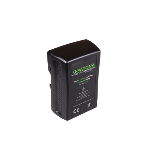 PATONA 1255 Premium Battery V-Mount 190Wh f. Sony BP190WS DSR 250P 600P 650P 652P