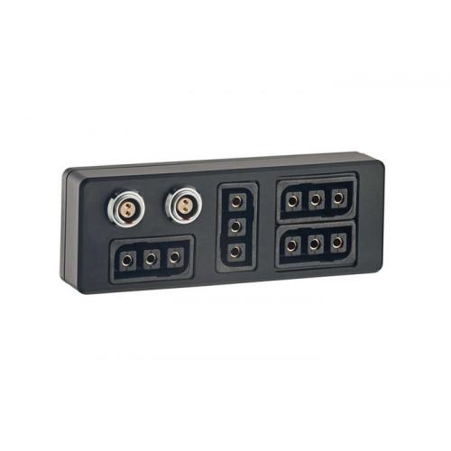 Bebob Powerbar - 4 Twist D-Tap - 2 Lemo2