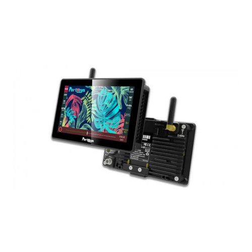 """Portkeys BM5 WR 5.5"""" HDMI Monitor With RED KOMODO Wireless Control"""