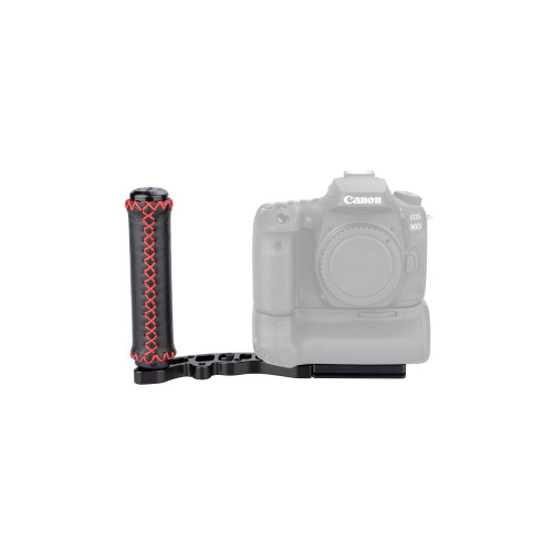 ProMediaGear (HB2-PBX3) Handle for DSLR and Mirrorless Cameras with Mounting Plate
