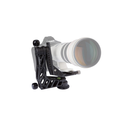ProMediaGear (GKJR)  Katana Junior Jr. Telephoto Lens Gimbal Head