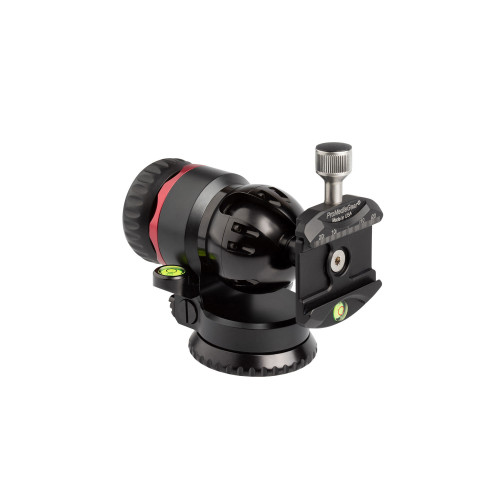 ProMediaGear (BH1) Professional Ball Head with Arca-Type Clamp with Independent Pan and Tilt Lock