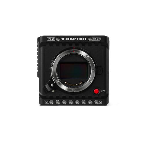 RED V-RAPTOR 8K VV + 6K S35 (Dual Format)