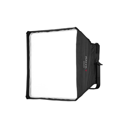 Rayzr 7 R7-45 Softbox 45x45 with Grid and Bracket Pack
