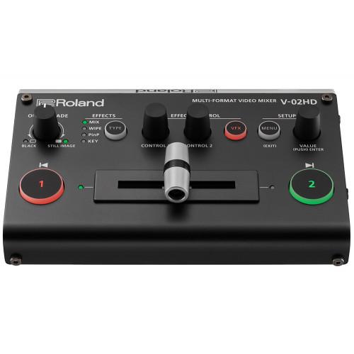 Roland V-02HD Micro Video Switcher