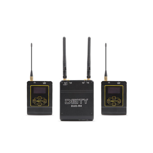 Deity Wireless set Connect