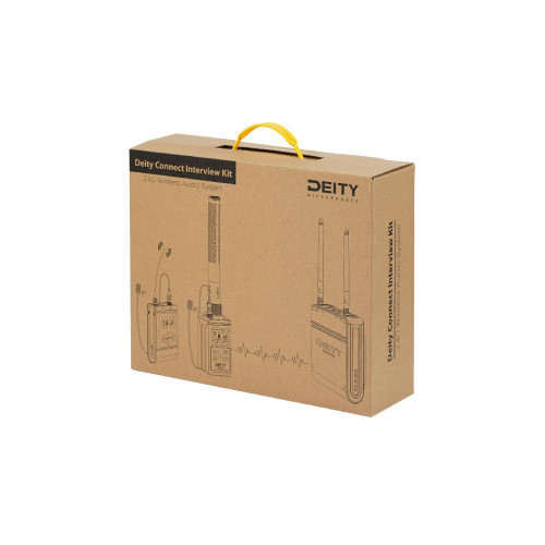 Deity Wireless set Connect Interview Kit
