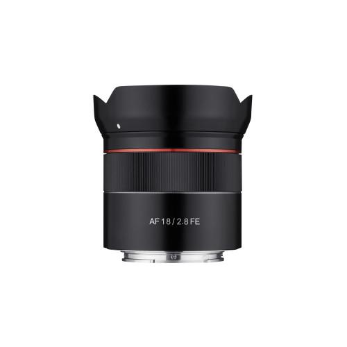 Samyang AF 18MM F/2.8 Sony FE z filtrem Kenko 58 mm