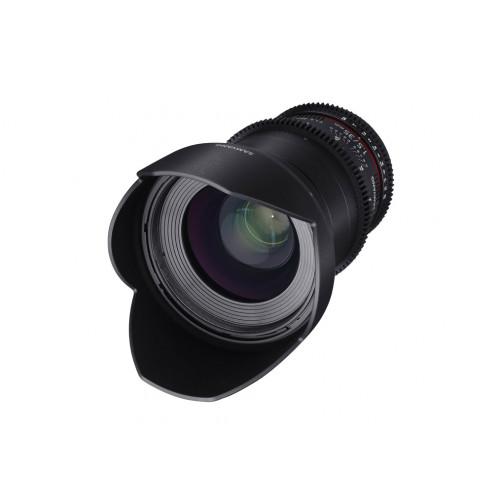 Samyang VDSLR II 35mm T1.5 Nikon F