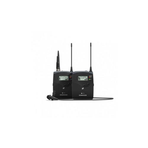 Sennheiser EW-112P G4-A - zestaw bezprzewodowy audio