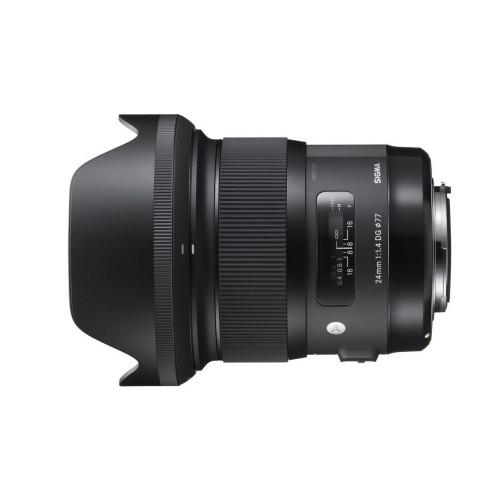 Sigma 24/1.4 A DG HSM 77mm SONY E