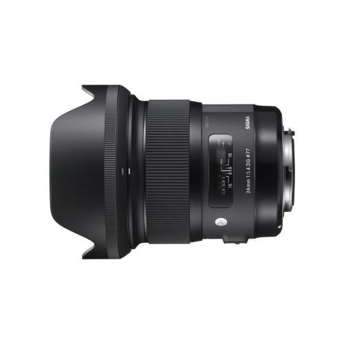 Sigma 24/1.4 A DG HSM 77mm L-mount