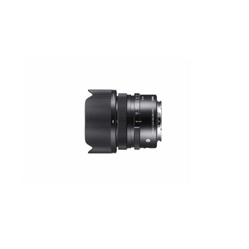 Sigma 24/3.5 C DG DN 55mm SONE E