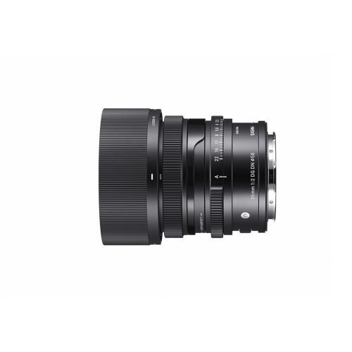 Sigma 35/2 C DG DN 58mm L-mount