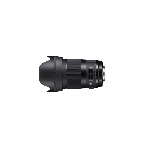 Sigma 40/1.4 A DG HSM 82mm L-mount