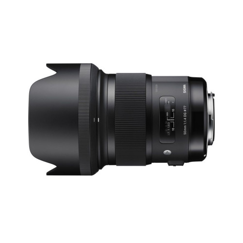 Sigma 50/1.4 A DG HSM 77mm L-mount