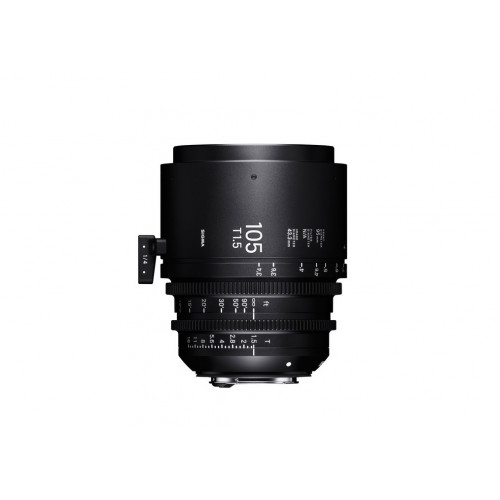 Sigma High Speed Prime Line  105mm T1.5 FF EF-Mount