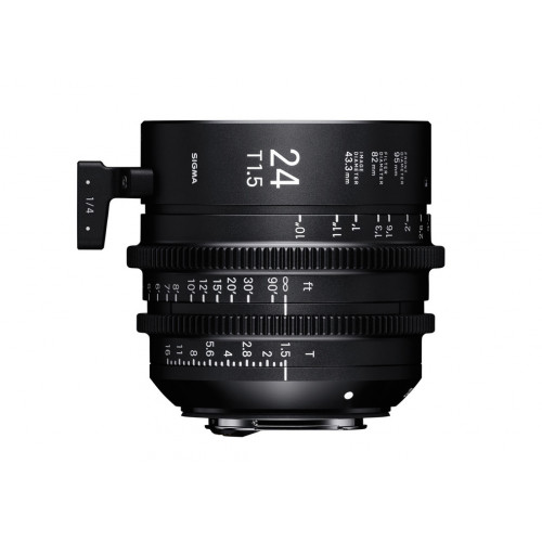 Sigma High Speed Prime Line 24mm T1,5 FF E-Mount
