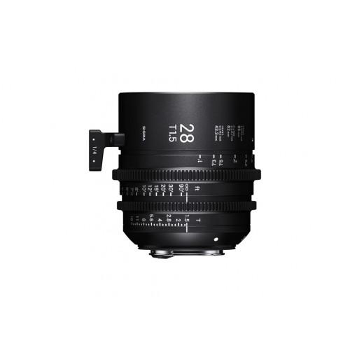 Sigma High Speed Prime Line 28mm T1.5 EF-Mount