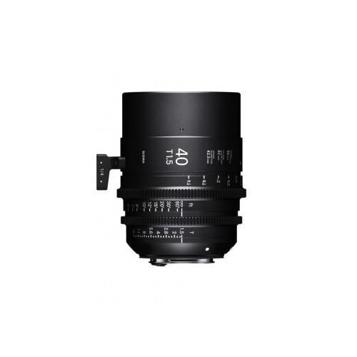 Sigma High Speed Prime Line 40mm T1.5 FF E-Mount