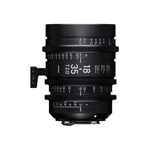 Sigma High Speed Zoom Line 18-35mm T2 EF-Mount (Fully Luminous)