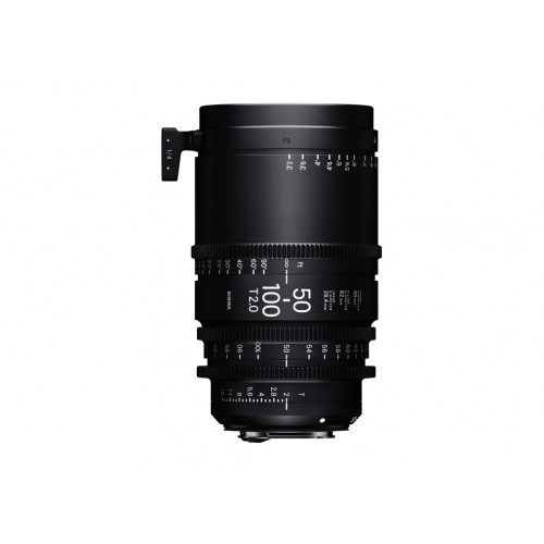 Sigma High Speed Zoom Line 50-100mm T2 EF-Mount (Fully Luminous)