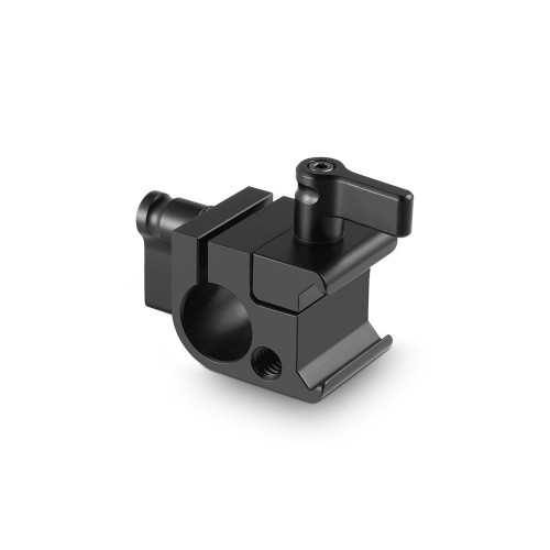 SmallRig (1254) SWAT Nato Rail with 15mm Rod Clamp (Parallel)