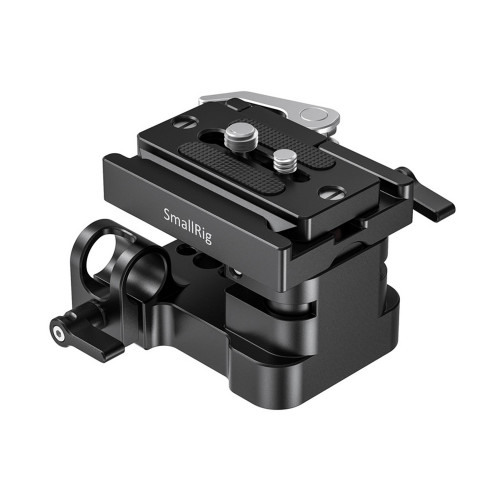 SmallRig (2092) Universal 15mm Rail Support System Baseplate