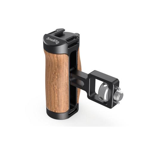 SmallRig (2914) Wooden Mini Side Handle (ARRI-Style Mount)