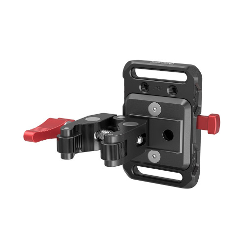 SmallRig (2989) Mini V Mount Battery Plate with Crab-Shaped Clamp