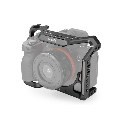 SmallRig (2999) Camera Cage for Sony Alpha 7S III A7S III A7S3