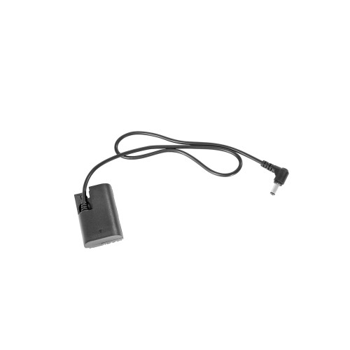 SmallRig (2919) DC5521 to LP-E6 Dummy Battery Charging Cable 2919