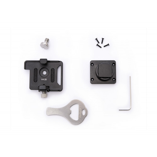 Tentacle Sync E Bracket with Cold Shoe Mount by LanParte
