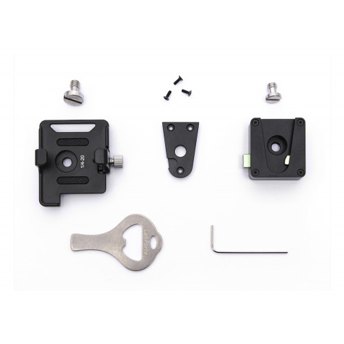 Tentacle Sync E Bracket with Quick Release Mount by LanParte