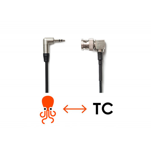 Tentacle to 90° BNC cable