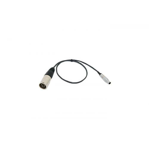 Teradek XLR to 2pin Power Cable (18in/45cm)