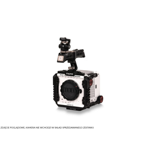 Tilta (TA-T08-B-B) Camera Cage for RED KOMODO - Kit B - Black